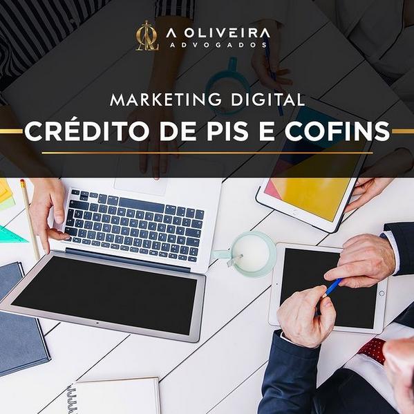 Crédito de PIS e COFINS – Marketing Digital